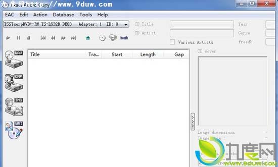 音频抓轨软件Exact Audio Copy 1.0正式版发布