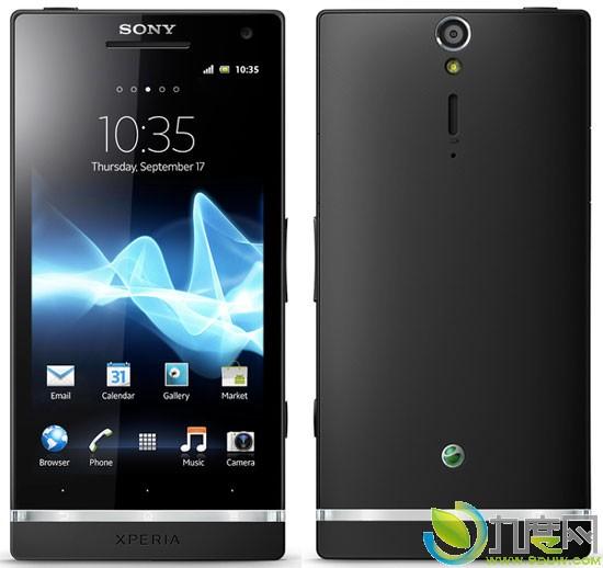 索尼正式发布了旗下第二款android智能手机索尼xperia s,采用高清图片