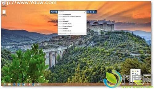 微软桌面,桌面Bing,Bing软件,微软Bing软件,Facebook