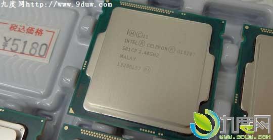LGA 1150接口Haswell赛扬处理器开卖
