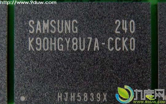 三星开始量产128Gb,3bit MLC NAND闪存芯片