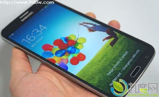 """三星再推两款超大巨屏""""Galaxy S4""""新机:6.3英寸双核Galaxy Mega和5.8英寸双核Galaxy Mega"""
