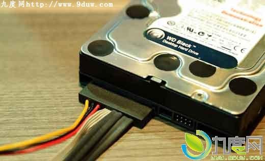 西数机械硬盘安装图解