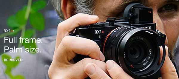 索尼发布全画幅黑卡相机RX1 RII!4240万像素(