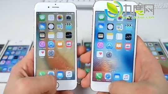 ...4S 5 6 6S下iOS 9.2.1体验 流畅多了