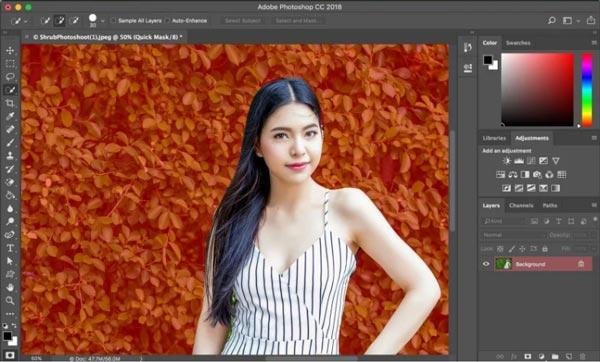 Adobe Photoshop CC 19.1版发布:抠图一键搞定