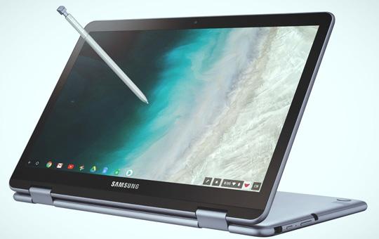 三星推出LTE版Chromebook Plus(V2):英特尔处理器+1080P屏幕