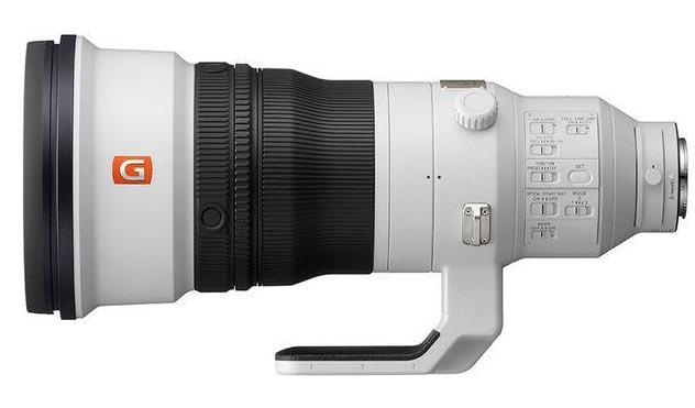 索尼第一巨炮FE 400mm F2.8 GM OSS镜头正式发布:售价95000元