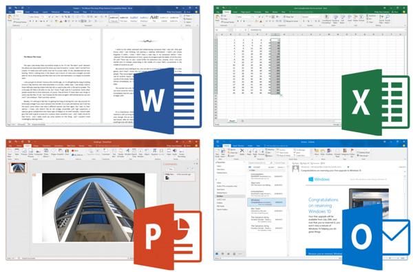 Windows/macOS版Office 2019正式版开放下载:个人版249美元