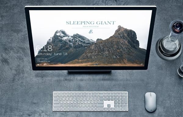 微软全新Surface降噪耳机/Surface Studio 2国内正式开卖:2888元起售