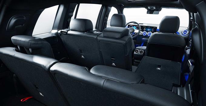 """奔驰全新紧凑型七座SUV""""GLB""""官图发布:2.0T四缸涡轮发动机"""